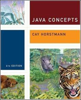 Big Java 3rd Edition Pdf