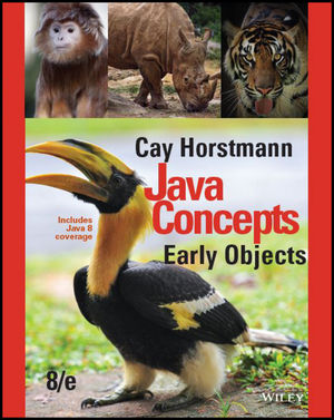 Big Java: Early Objects 6th Edition - Amazon.com: Online ...