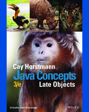 Big Java: Late Objects, Enhanced eText, 2nd Edition