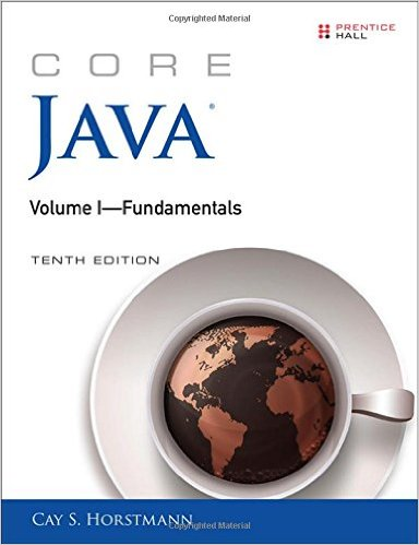 Core Java Volume 1 Cover