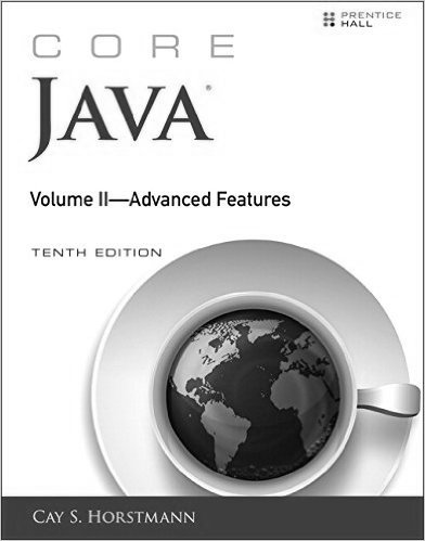 Core Java Volume 2 Cover