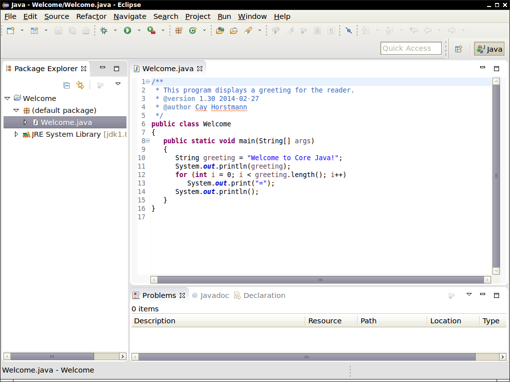 Core Java (1)